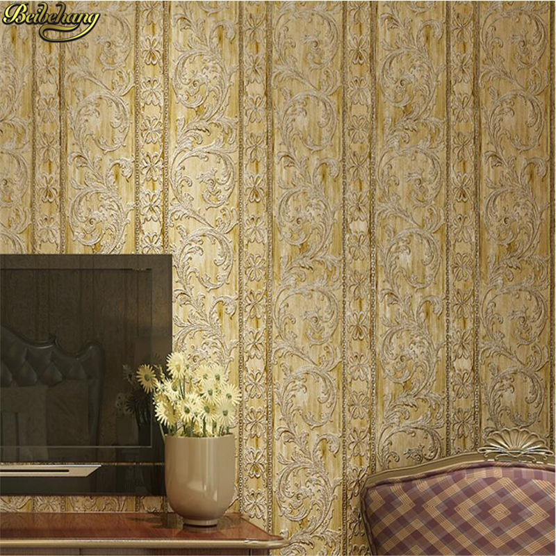 Home Improvement Dashing Beibehang 3d Stereo Cloud Carved European Retro Minimalist Bedroom Living Room Sofa Background Wallpaper Papel De Parede To Ensure A Like-New Appearance Indefinably Wallpapers