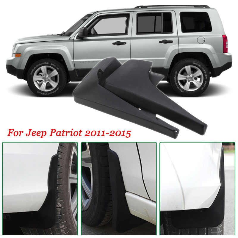 4pcs Premium Heavy Duty Molded Splash Mud Flaps Guards Fenders For Jeep Patriot 2011 2015 Mud Flaps Mud Flaps Splash Guardsflaps Splash Guards Aliexpress