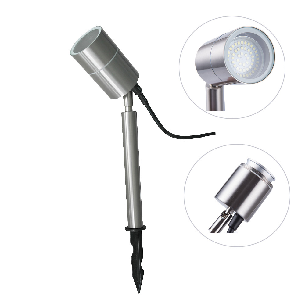 Modern design IP65 LED Garden light 3W 5W 7W led lawn lamp outdoor lighting with CE