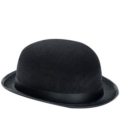Free shipping Lincoln round cap felt hat black man hat Bowler Hat-in  Fedoras from Apparel Accessories on Aliexpress.com  499dcfe2bad