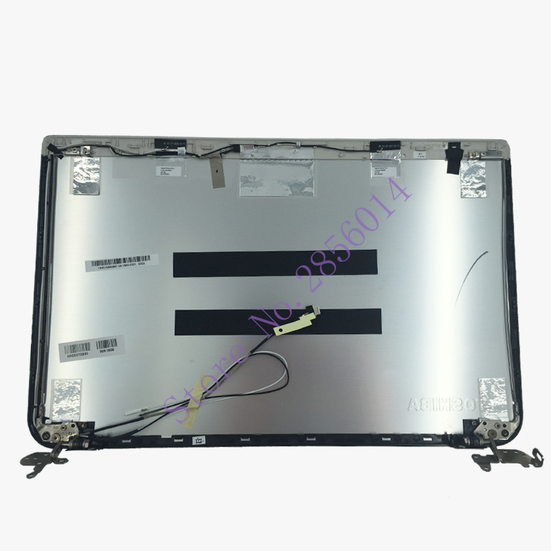 NEW Top cover For Toshiba Satellite P55-B LCD Back Cover H000070900 13N0-W9A0901 silver nokotion sps v000198120 for toshiba satellite a500 a505 motherboard intel gm45 ddr2 6050a2323101 mb a01