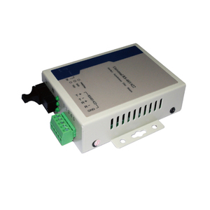 Image 2 - High Quality Universal Bidirectional RS485 data over Fiber optic Media Converter  SC Single mode up 20Km 1Pair