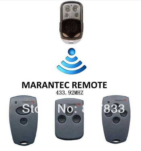 Marantec M3-2423 Remote replacement , 2- Button Remote 433MHz free shipping marantec command 131 433 d302 433 d304 433 d313 433 d321 433 d323 433 repalcement remote control 433mhz free shipping