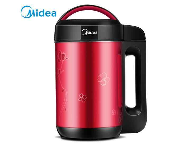 Midea HOUSEHOLD soymilk Soy Milk Maker 1.2L home soya bean Soybean machine Juicer diy nuts dew grain milk DE12G13 blender mixer