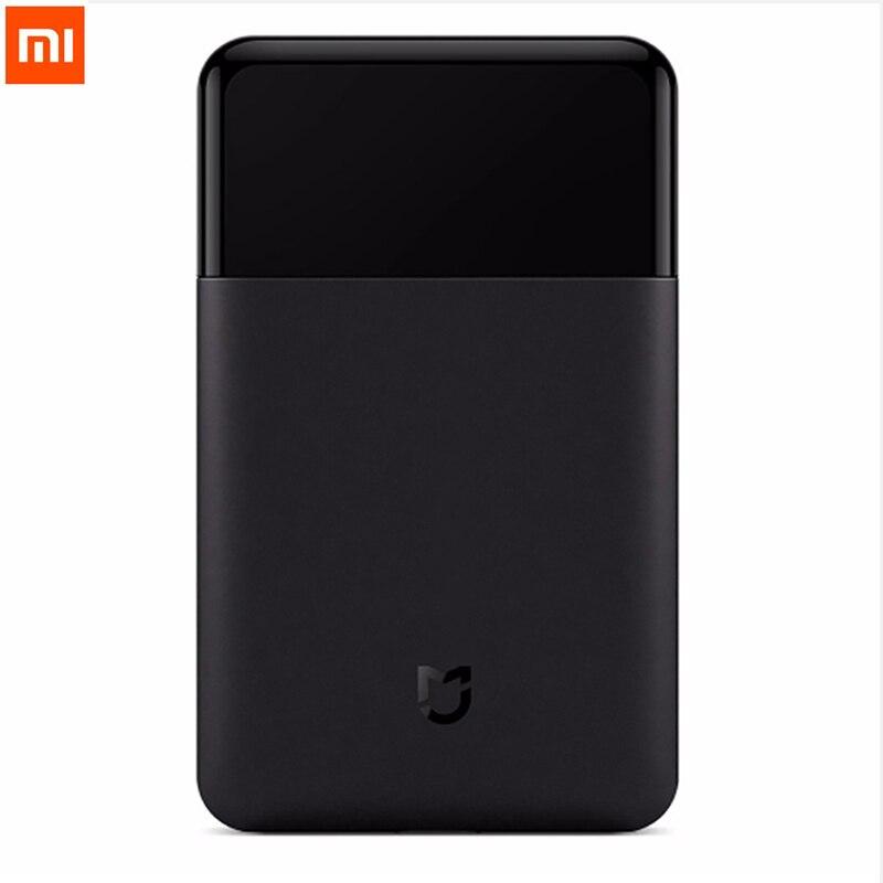 Xiaomi Mijia Тип usb-C Перезаряжаемые электробритва бритвы полностью металлический корпус Японии Бит 30 дней Применение одно время зарядки путешес...