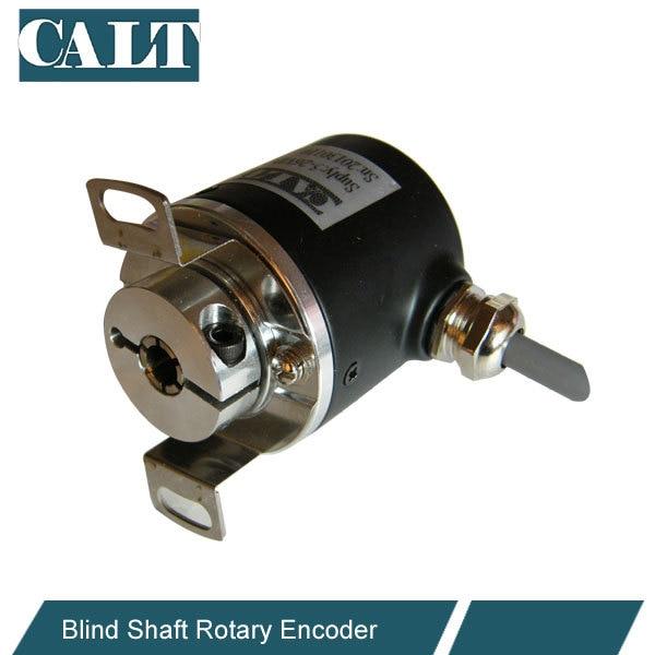 цена Rotary Encoder servo encoder 8mm hollow shaft encoders use for embroidery machine