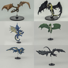 50pcs Miniature Game Giant Dungeons Monster Creature Beast Dragons Figure