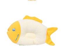 1 PC Newborn Cotton Baby Pillow Positioner Newborn Shaped Pillow Cute Nursing Pillow Cartoon Breastfeeding Pillow