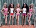 6 типов для выбирают Подарки Ручной Работы Для Девочек Бикини топ брюки Одежда Для Барби 1:6 Кукольный BBI00140