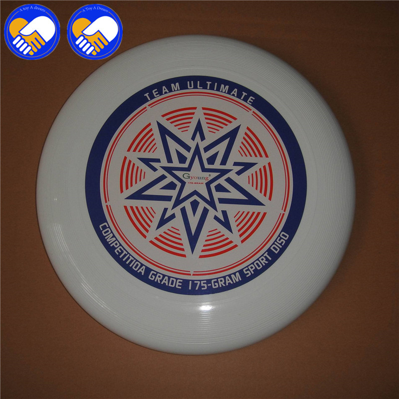 New 4 Colors 175g Professional Thorw and Catch Flying Disc Penta Disc Ultimate Penta Outdoor Sports Toys Best Gifts x com ut175 ilu1 professional pvc flying disc frisbee blue yellow