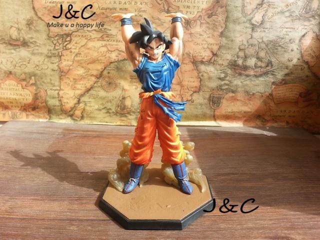 Dragon Ball Z Son Goku Action Figure Collection Toy