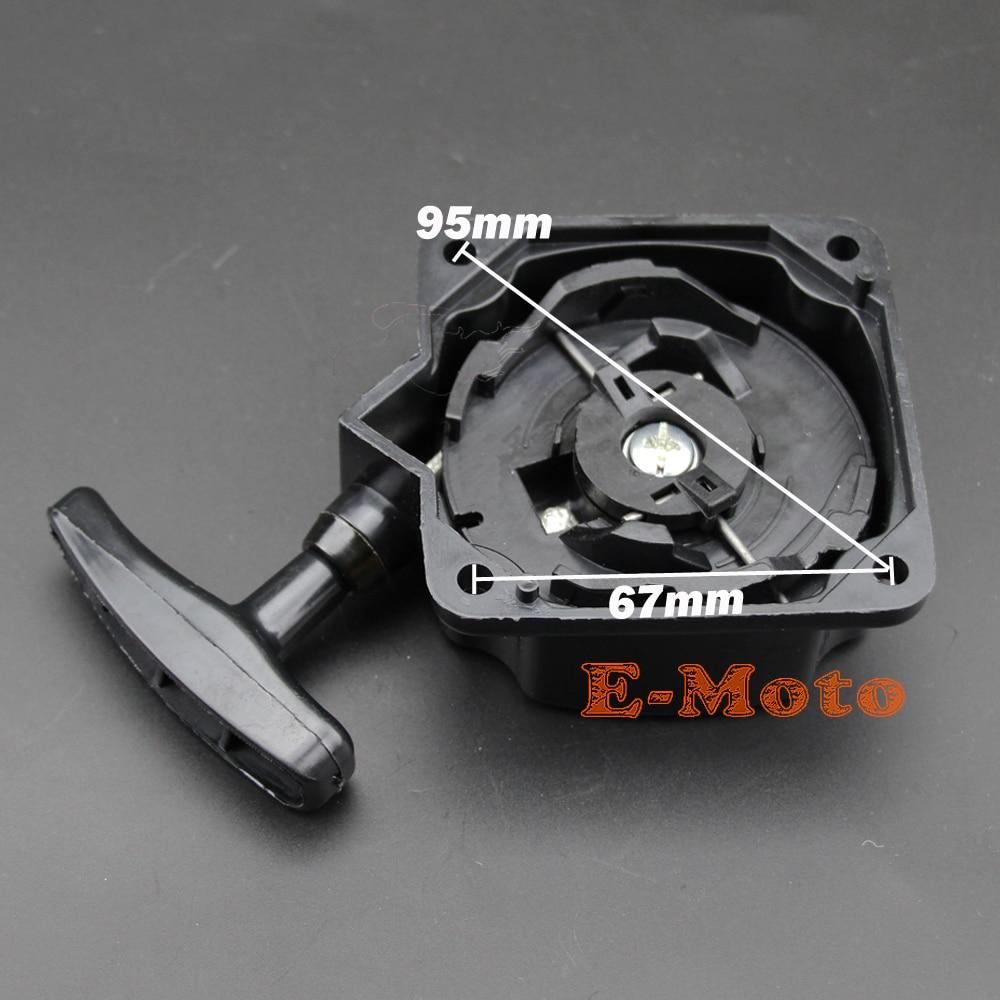 Pull Start Starter With Metal Claw for 33cc 43cc 47cc 49cc 2 Stroke Mini Pocket