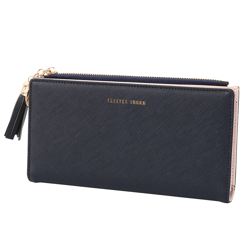 Wristband Women Long Clutch Wallet Large Capacity Wallets Female Purse Lady Purses Phone Pocket Card Holder Carteras
