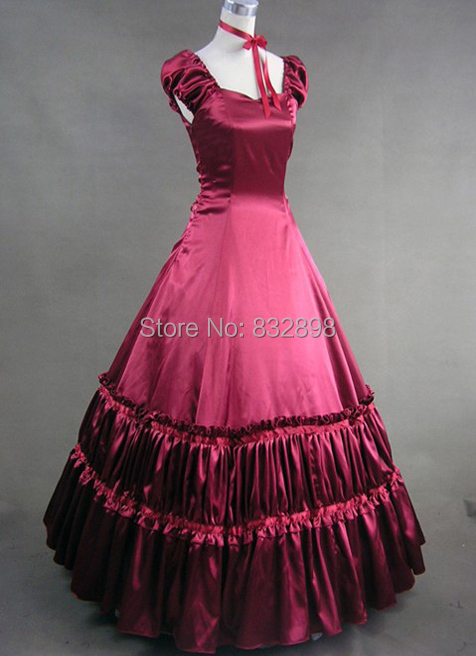 Victorian Ball Gown Patterns Promotion-Shop for Promotional ...