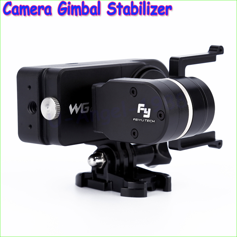 2-Axis Wearable Camera Gimbal Stabilizer FY-WG-MINI for GoPro Hero3/3+/4