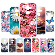 3D DIY Soft Painted Case For Vodafone Smart N8 VFD610 Silicone Back Cover Fundas Coque Housings