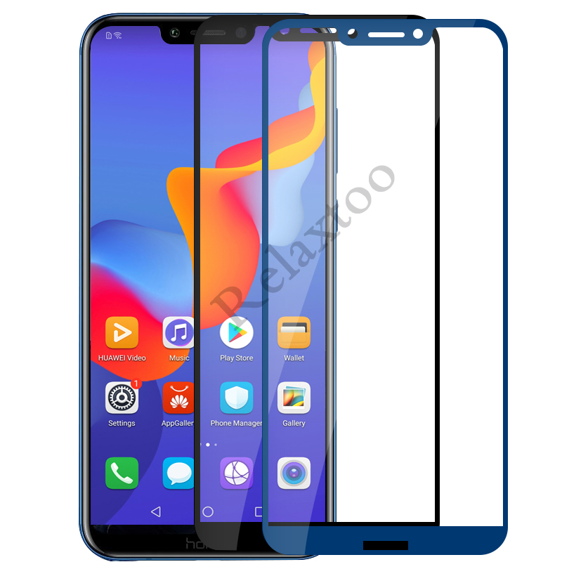 Image 5 - 2pcs/lot On Honor Play Glass For Huawei Honor Play 6.3 COR L29 Tempered Glas Hauwei Hono Play Protective Film Screen Protector-in Phone Screen Protectors from Cellphones & Telecommunications