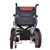 Electric Wheelchairs Conversion Kit 24V 250W DC Brushed Gear Decelerate Motor For E Bike Two Wheel Balance Scooters MTB Bicycle