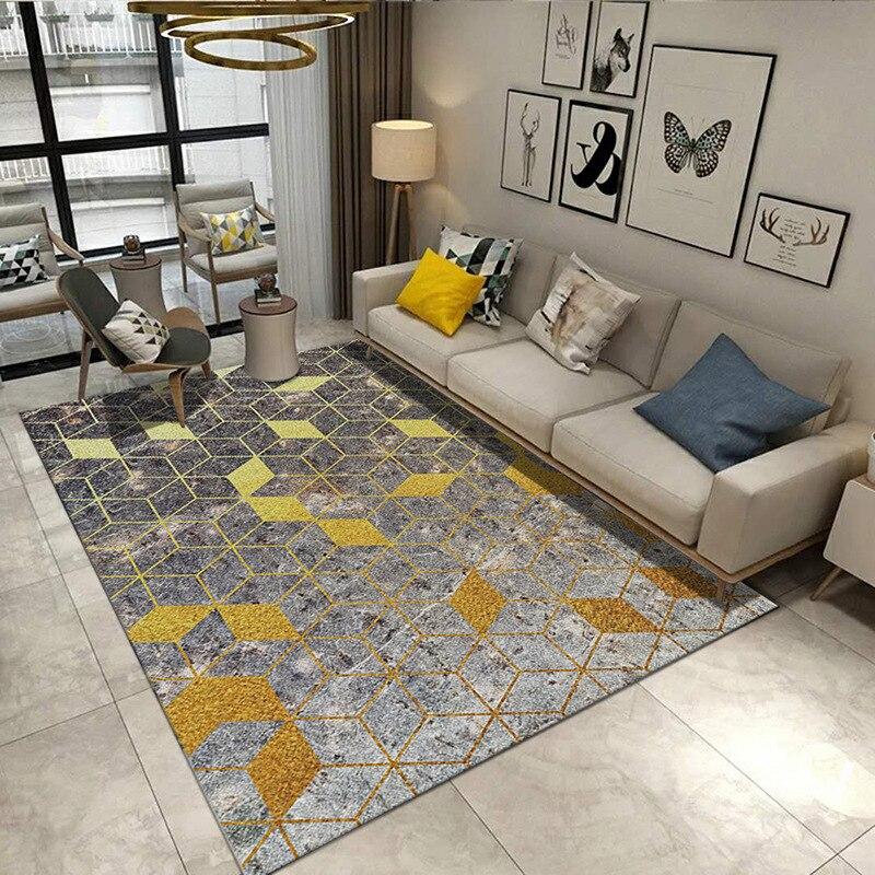 moderne maison tapis de sol chambre petits tapis tapis pour salon chevet grande taille tapetes para casa sala alfombra tapis salon