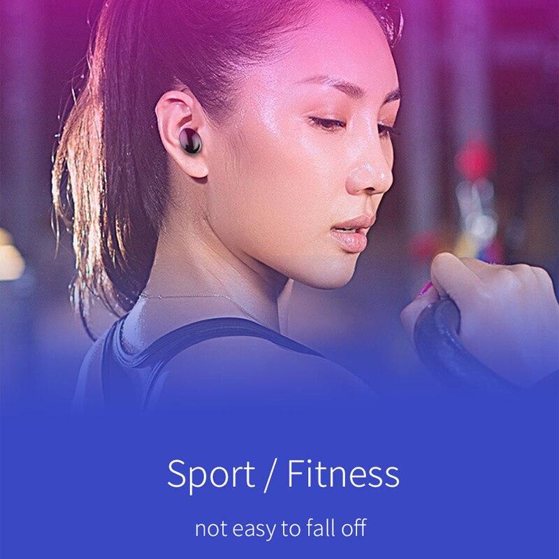 Image 5 - OUSU Bluetooth 5.0 Earphone TWS Earbuds Wireless Earphones Handsfree Earpiece For iphone xiaomi Original auriculares USB Charger-in Bluetooth Earphones & Headphones from Consumer Electronics