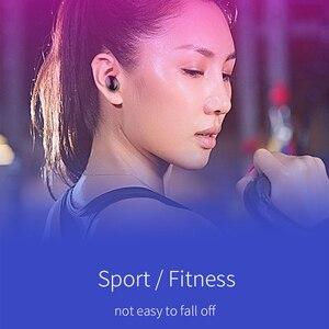 Image 5 - OUSU Bluetooth 5.0 אוזניות TWS אוזניות אלחוטי אוזניות דיבורית אפרכסת עבור iphone xiaomi מקורי auriculares USB מטען
