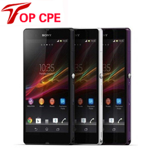 Unlocked Sony Xperia Z original cell phone L36h C6603 C6602 13.1MP camera 16G internal memory 2G RAM Wifi
