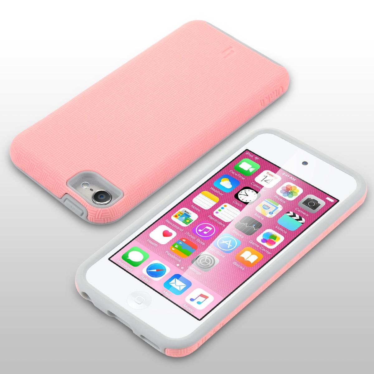 hot sale online fd7ec 9a4e2 US $11.99 |For Apple iPod Touch 6 & iPod Touch 5 Case, ULAK [SLICK ARMOR]  Slim Protection Case for Apple iPod Touch 6 5th Generation on  Aliexpress.com ...