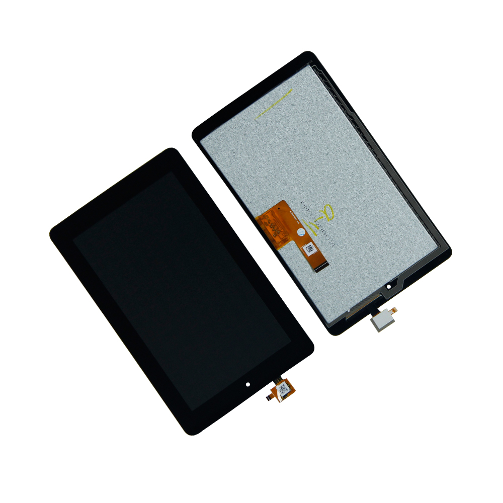 Touch Screen Digitizer Display LCD  For Amazon Fire Tablet 5th Gen SV98LN AM070 Tablet TouchScreen Assembly Repair Panel Parts for sony xperia tablet z2 xperia sgp511 sgp512 sgp521 sgp541 lcd display touch screen assembly black repair parts in stock now