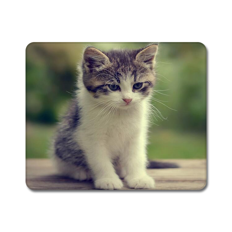 Cat Kitten Collection Cute Laptop Gaming Mouse Pad Mat Mousepad