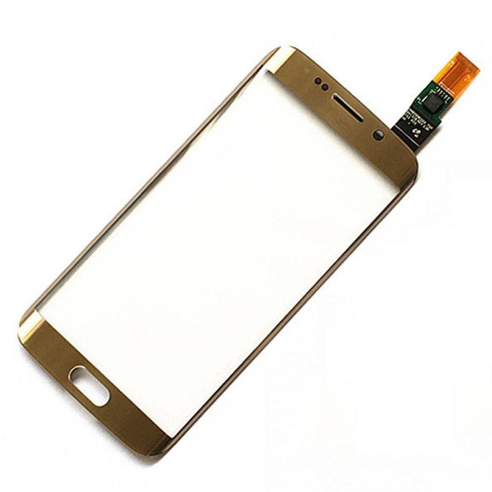 Touch screen Digitizer Sensor For Samsung Galaxy S6 Edge G9250 G925 G925F gold