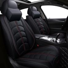חדש ספורט עור מפוצל אוטומטי רכב מושב מכסה עבור אאודי כל מודלים a3 a8 a4 b7 b8 b9 q7 q5 a6 c7 a5 q3 רכב סטיילינג אביזרי רכב