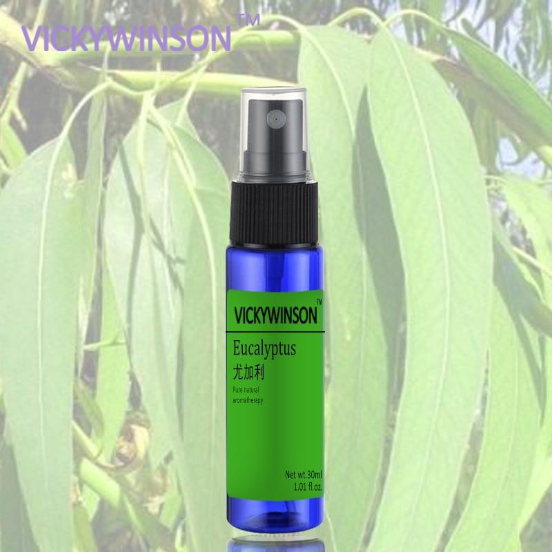 Eucalyptus  Body Spray Scent Lasting Fragrance Women & Men Sweat Deodorant 30ml