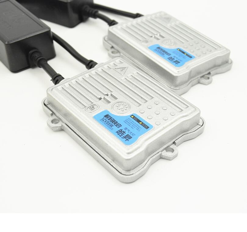 55w AC hid xenon kit canbus warnning  xenon ballast car headlight auto lamp h1 h3 h7 h11 hb3 hb4