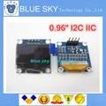 "new 1Pcs white 128X64 OLED LCD 0.96"" I2C IIC SPI Serial new original"