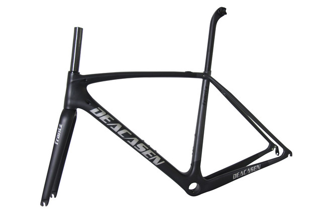 2018 NEW Bicycle Accessorie DEACASEN Road Bike Carbon Bicycle Frame ...