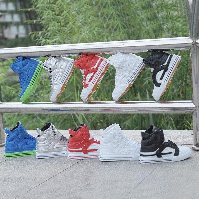 Bieber Women s BBOY hip-hop shoes shoes Elevator ankle boots Platform shoes  Velcro shoes DFEW b01c19d7f