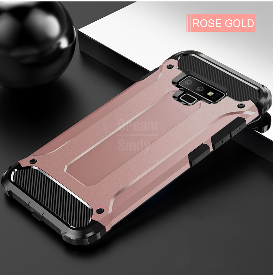 Luxury Armor Shockproof Bumper Case16