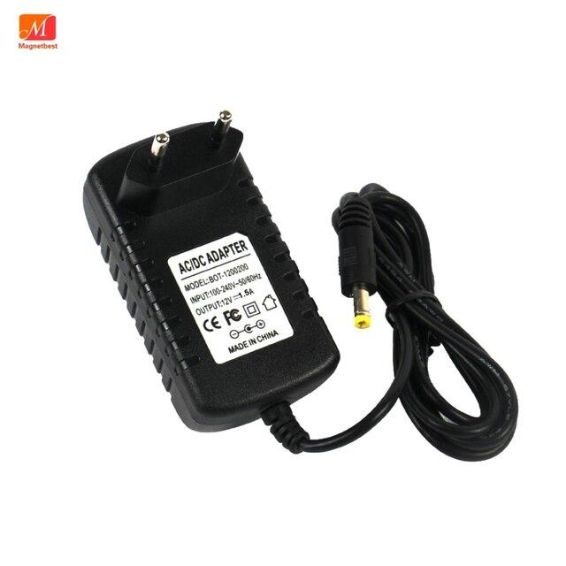 EU US 12V 1.5A AC Adapter DC Sạc Dành Cho Loa JBL Flip 6132A JBL FLIP Loa Di Động