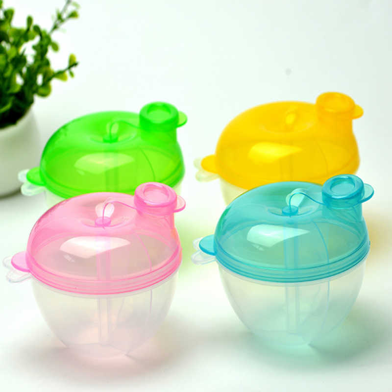 1Pc Portable Baby Infant Milk Powder Formula Dispenser Container Storage Feeding Box