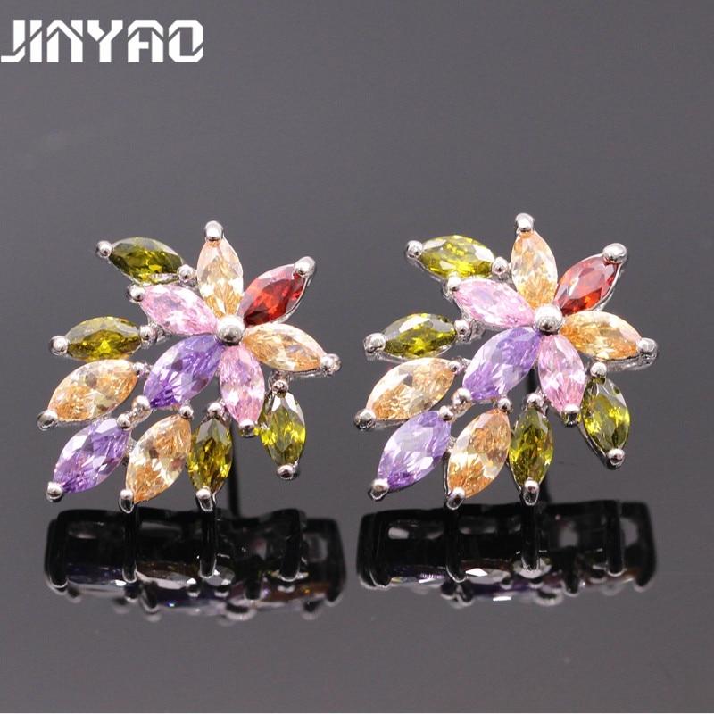Femmes Mode Multi-Color Ring Pivoine Fleurs doigt bijoux fait main Taille 6-10