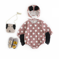 Ruffle Bodysuits Newborn Bodysuit Girl S Dots Clothes Baby Costume Girl Jumpsuit Beby Pajamas For Babies