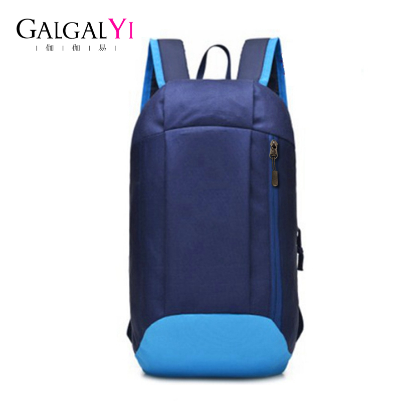 GALGALYI lmmediately shippin Fashion Female Male Backpack High Quality Oxford Cloth Male Backpacks Suitable For Travel Backpacks