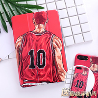 No 10 Shohoku Paint Flip Cover For IPad Pro 9 7 Air Air2 Mini 1 2