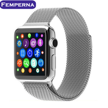 Femperna IWO 2 1:1 actualización SmartWatch Bluetooth Reloj Inteligente para apple iPhone Android teléfonos Inteligentes como apple reloj
