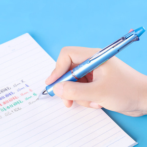 Image 5 - Pilot Dr.Grip 4+1 (4 Ballpoint pen 0.7mm Black, Blue, Green, Red + 1 Mechanical Pencil 0.5mm) BKHDF 1SR Writing Supplies