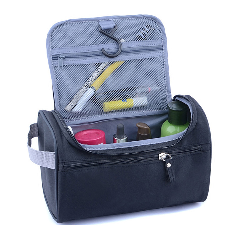 Makeup Case Hanging Women's Men's Cosmetic Bag Makeup Cases Pouch Toiletry Storage Organizer Travel Necessarie Accessories Pouch spark storage bag portable carrying case storage box for spark drone accessories can put remote control battery and other parts