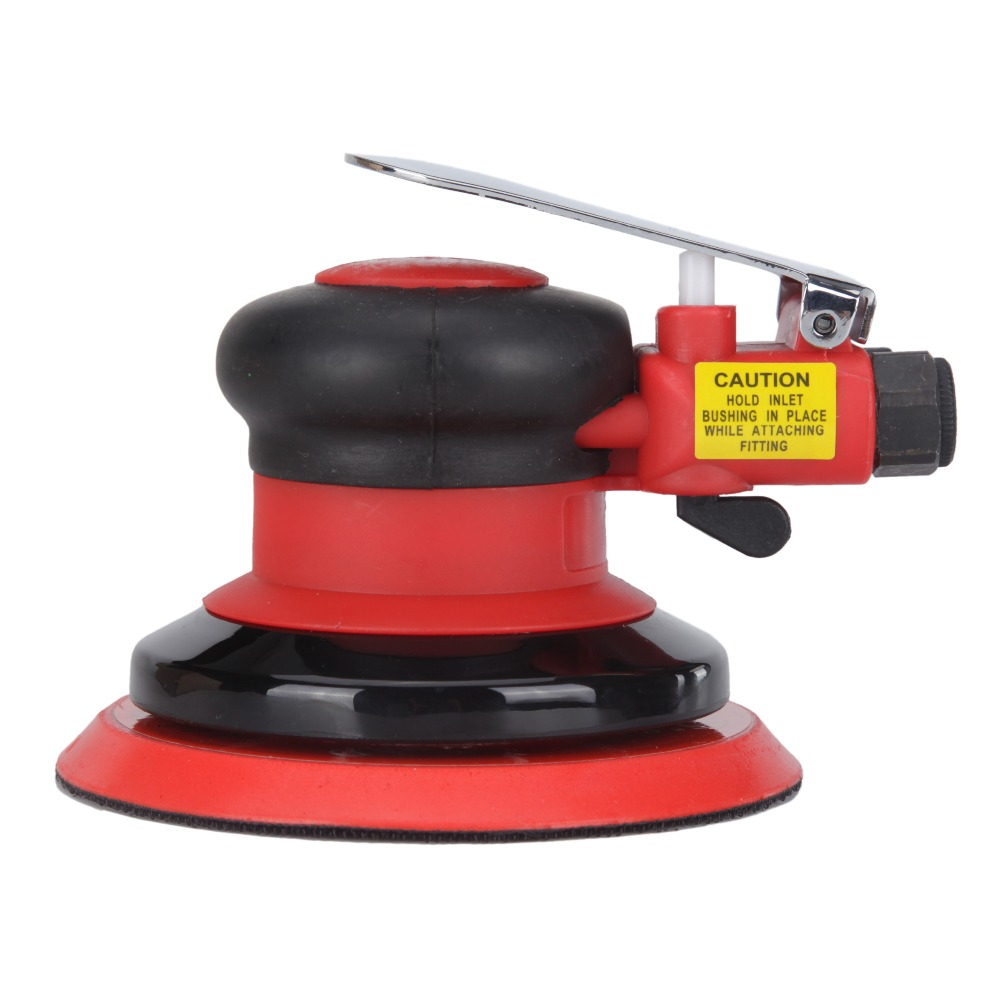 SD-3091 5''/6'' Heavy Duty Pneumatic Tool Air Sander Air Geared Orbital Sander Pneumatic Polishing Machine Air Car Tool 4 inch disc type pneumatic polishing machine 100mm pneumatic sander sand machine bd 0145