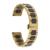 18mm 20mm 22mm Faixa de Relógio de Aço Inoxidável + Cerâmica para citizen cinta butterfly fivela de cinto das mulheres dos homens de pulso pulseira preta branco