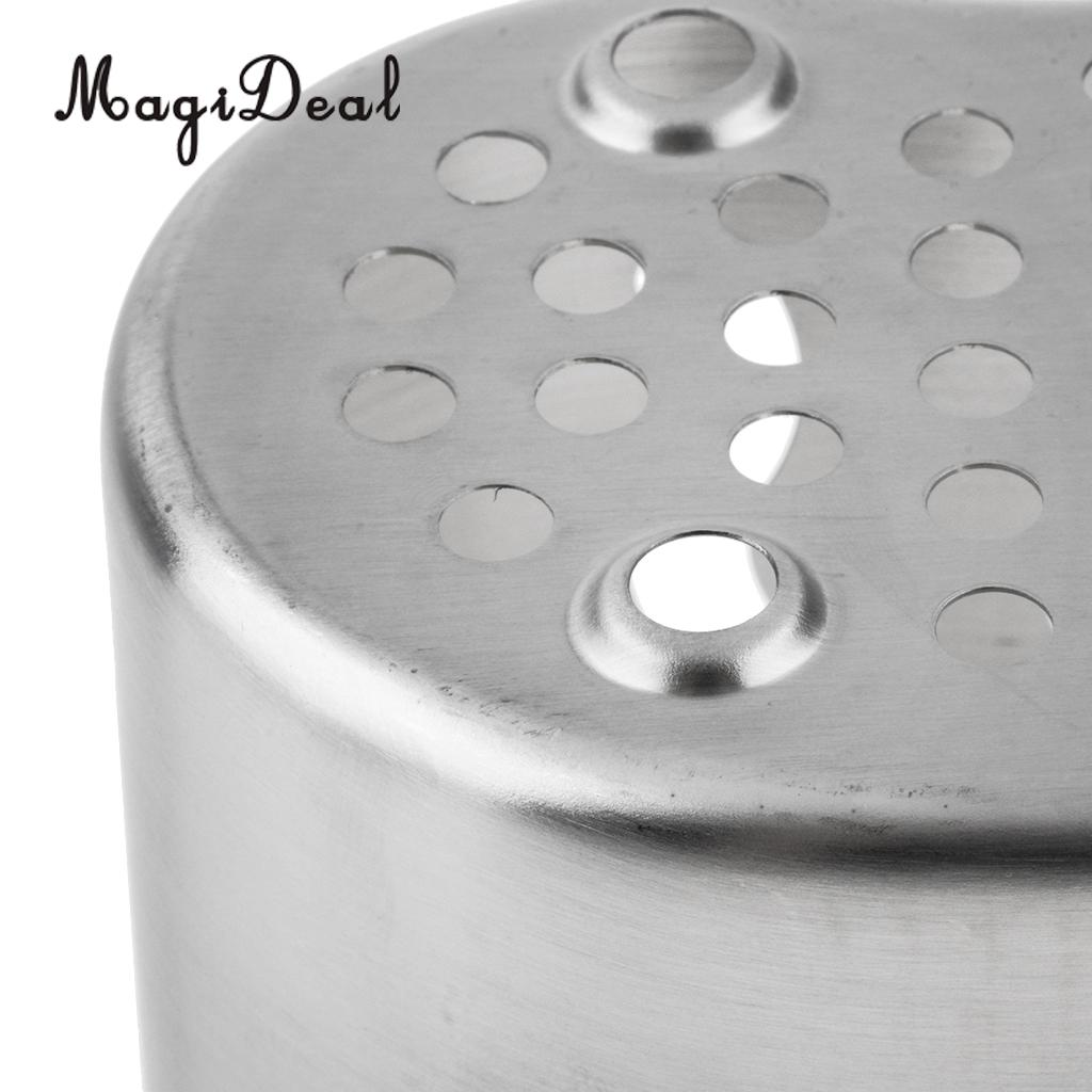 New Outdoor Stainless Steel Canteen Cup Pot Bottle Stove Stand Rack Camping