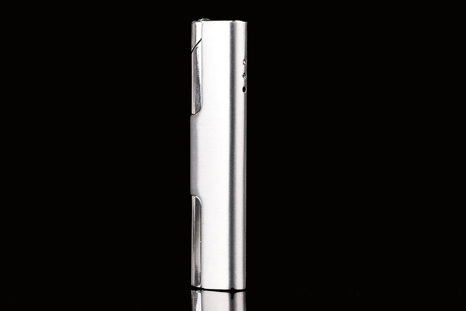 Image 3 - Free Shipping Compact Pipe Lighter Torch Turbo Lighter Strip Windproof Metal Cigar Lighter 1300 C Butane No Gas-in Matches from Home & Garden